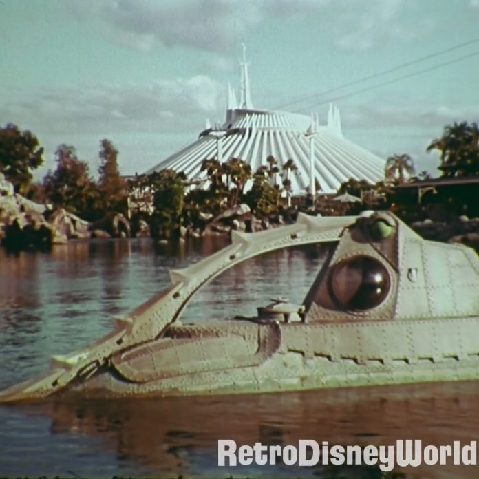 Vintage Walt Disney World 16mm 1975 Press Film – Restored in HD