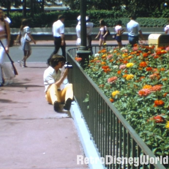 Through My Father's Lens: Magic Kingdom '73 – Restored Kodak Bliss