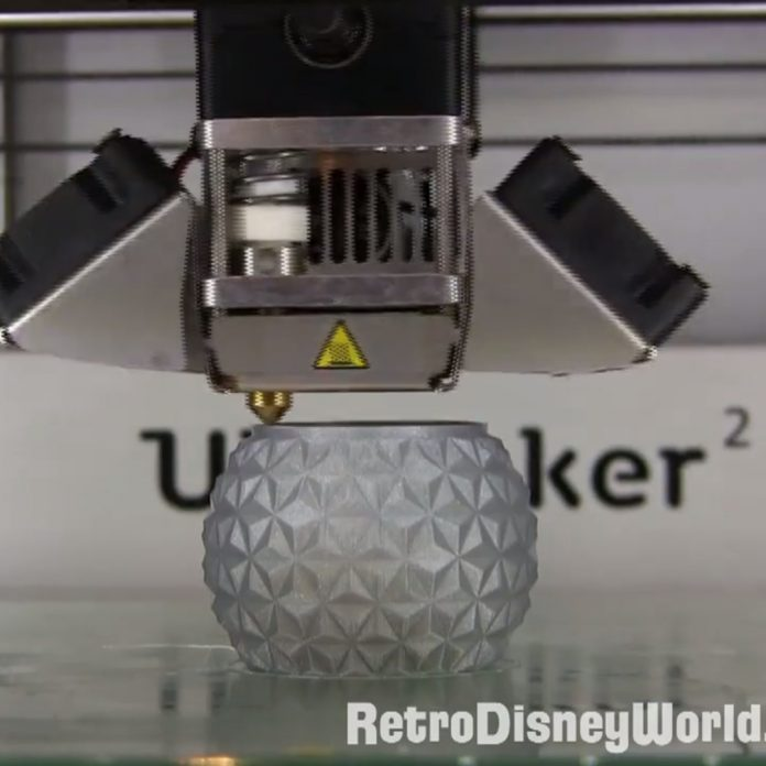 How to build Spaceship Earth in 1 minute – Win a SSE Container!