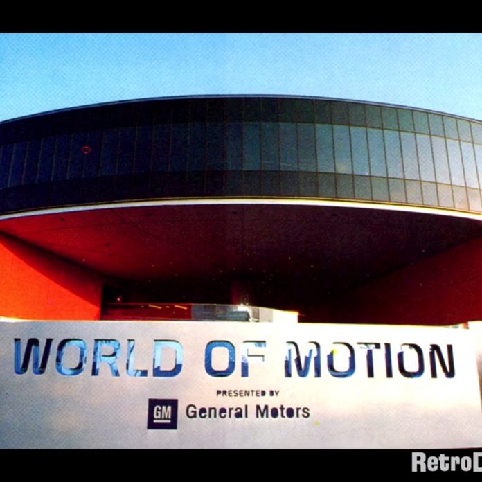 The first @RetroWDW Video Podcast in HD – World of Motion Part 1