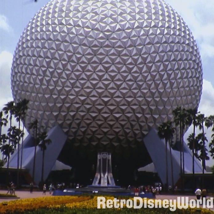 Come visit the EPCOT Center of 1982 – RARE 16mm Home Movie restored in HD