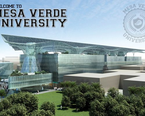 Welcome to Mesa Verde University