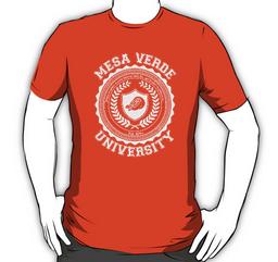 Mesa Verde University T-Shirt (Horizons / EPCOT)