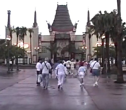 Home Video: Disney MGM Studios from August 1989