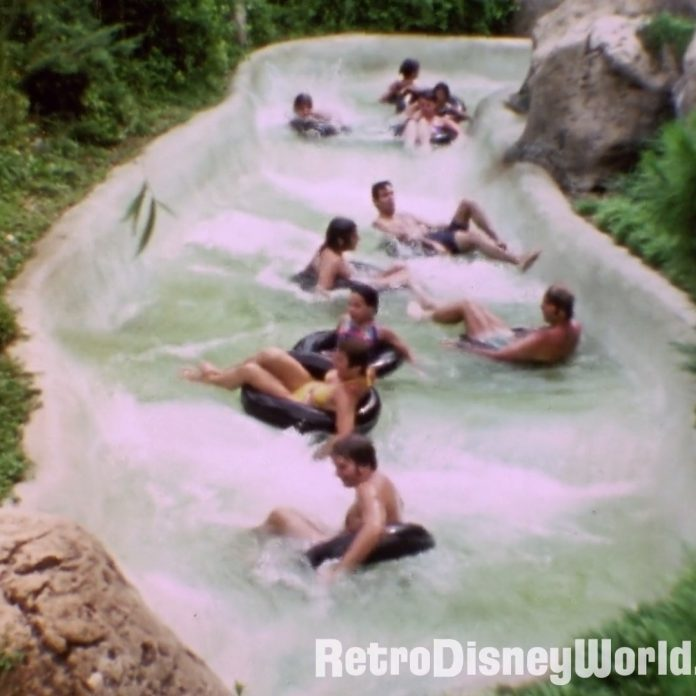 Lets Whoop 'n Holler again at River Country '78 – Restored Home Movie HD