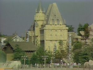 EPCOT Center B-Roll - Canada