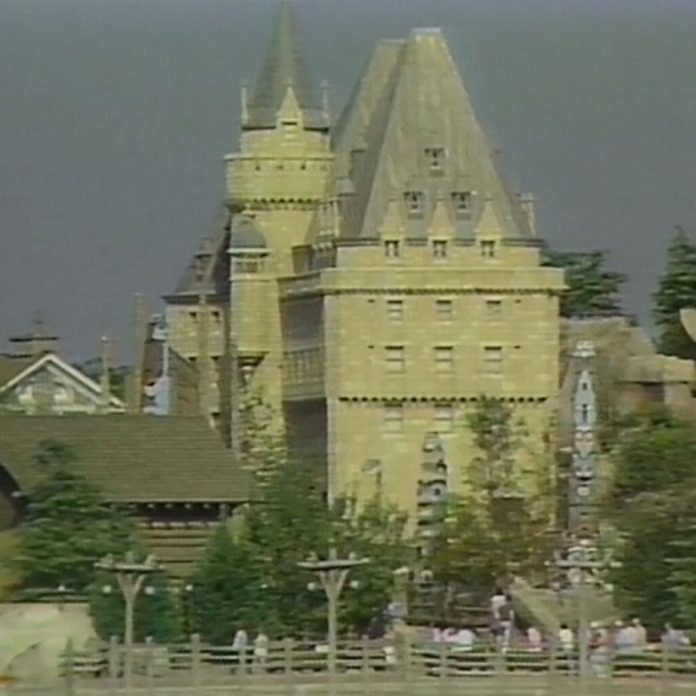 Happy Canada Day via EPCOT Center '85 Home Movie