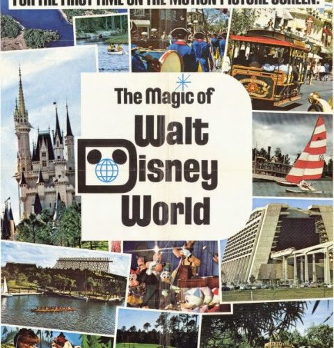 The Magic of Walt Disney World Annotated