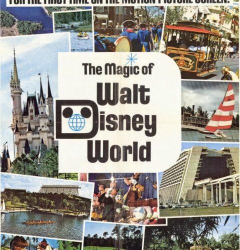 The Magic of Walt Disney World Annotated