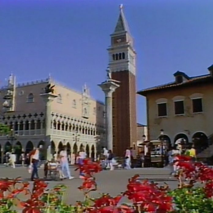 EPCOT Center B-Roll Video – Italy and Germany – Part 8 & 9 of 11