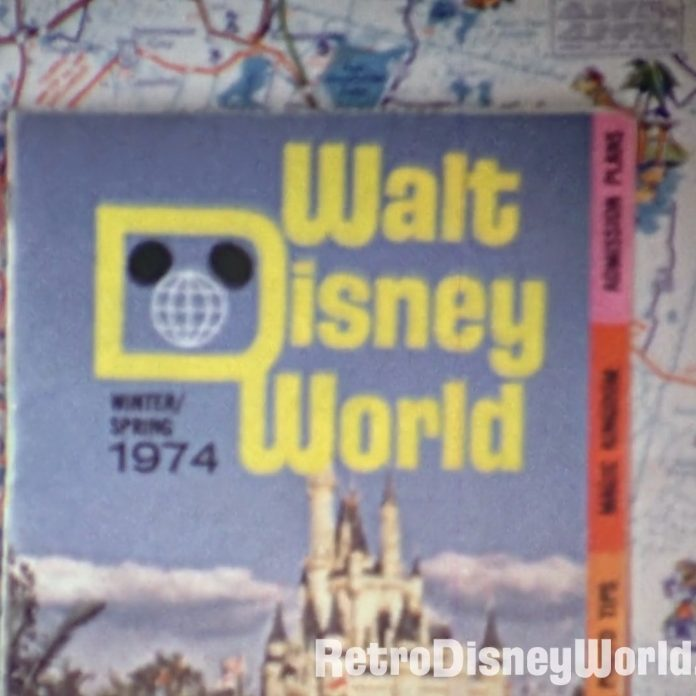 A visit to Walt Disney World – Restored Home Movie HD from 1974