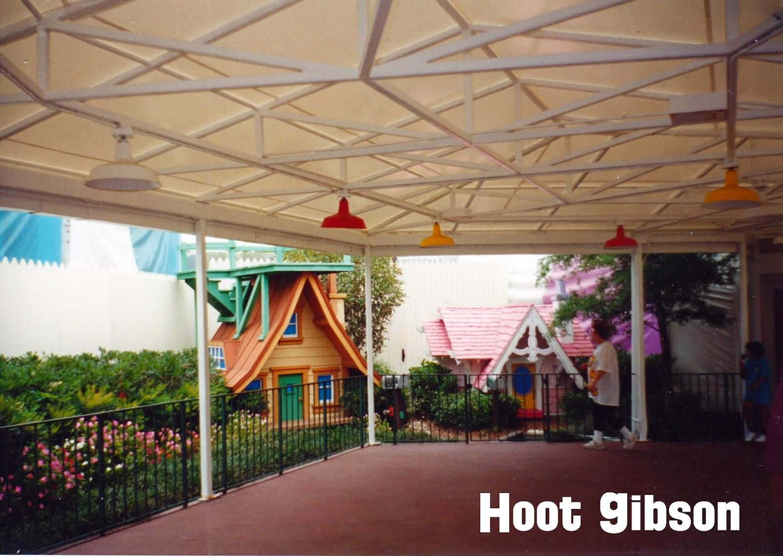 Mickey's Birthdayland/Starland  Pukeville USA