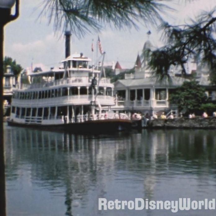 Magic Kingdom 1978 – Estate Collection Find – Restored Home Movie