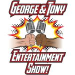 George & Tony Entertainment Show Logo