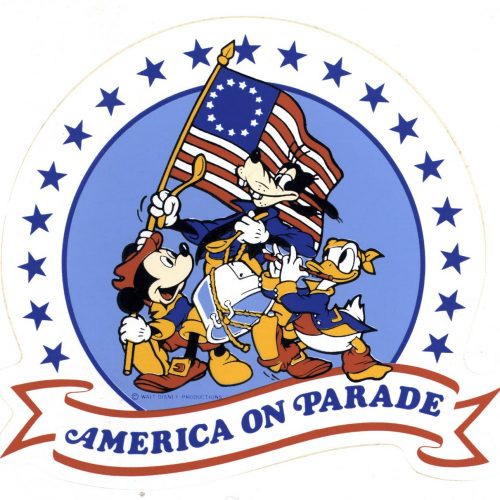 Podcast Episode 20: America on Parade