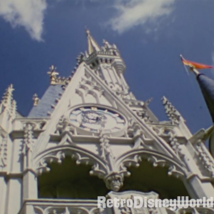 17 minutes of '74 Magic Kingdom – An eBay find – Restored Home Movie