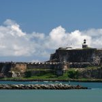 El Morro Castle San Juan Puerto Rico - Inspiration for the Pirates building