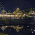 The Crystal Palace in the Magic Kingdom in Walt Disney World