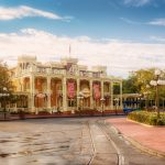 Town Square Theater in the Magic Kingdom in WDW