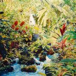 David Coolidge - Polynesian Pond