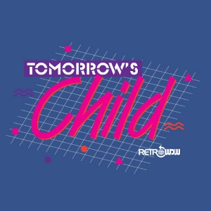 Retro Disney World EPCOT Center Spaceship Earth - Tomorrow's Child T-shirt Design