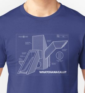 Lake Buena Vista Shopping Village Whatchamacallit T-shirt