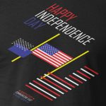 Retro Disney World EPCOT Center Communicore - Happy Independence Day Design