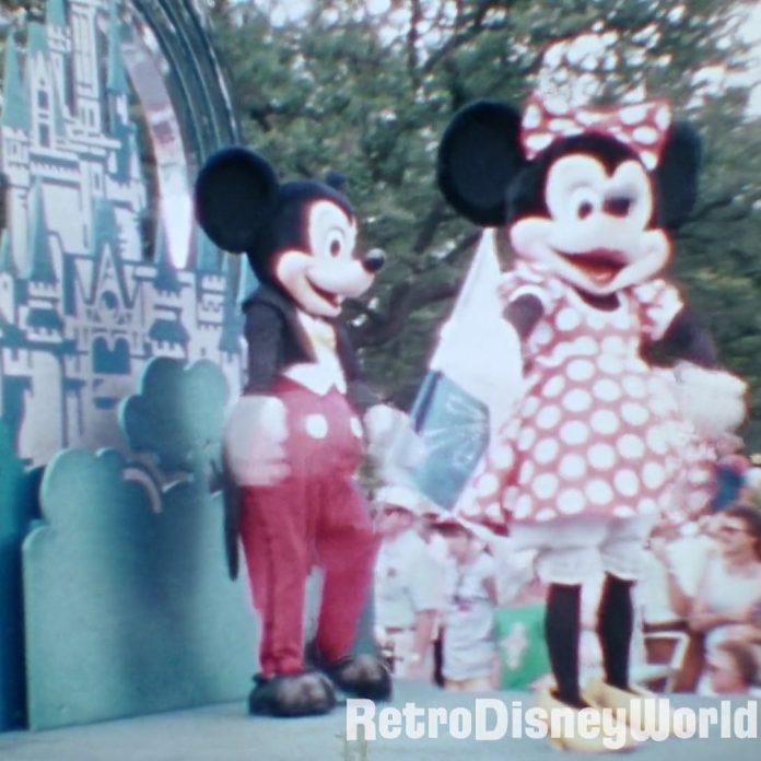 Magic Kingdom Tencennial – 1981 –  Restored Home Movie