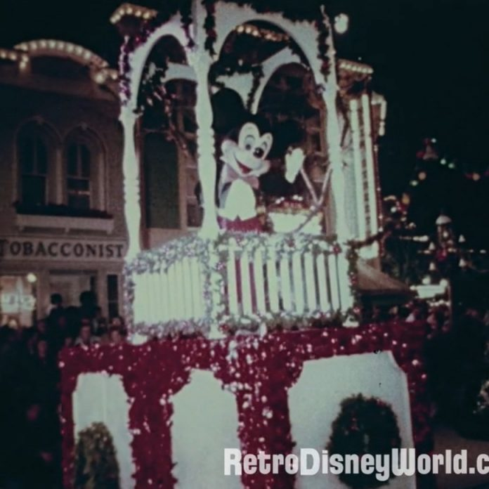 Christmas at WDW! uh, well…Disneyland too… 16mm Restored Film