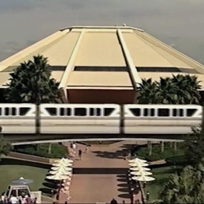 EPCOT Center B-Roll Video – Future World 3 of 3