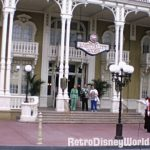 Gulf Hospitality House - WDW - Magic Kingdom - Main Street USA - Oct 1974
