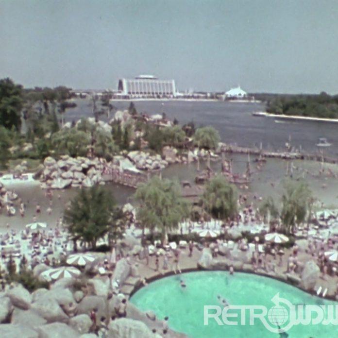 Rare River Country Footage with POV – Restored 8mm Souvenir Film