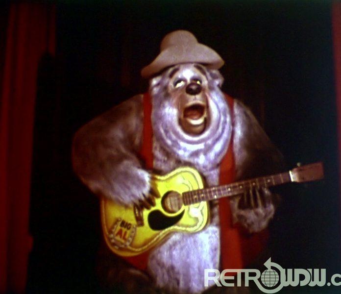 Country Bear Jamboree – Restored 8mm Souvenir Film
