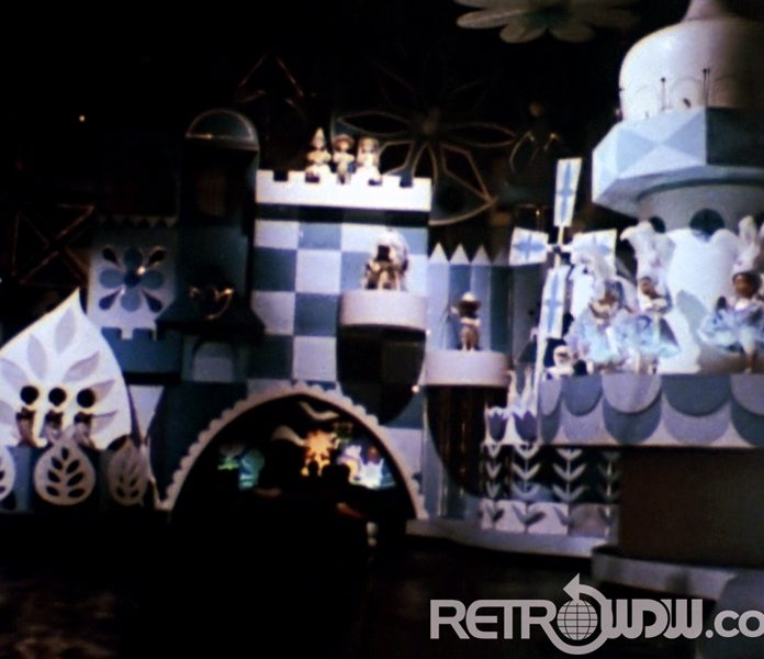 It's a Small World – Restored 8mm Souvenir Film