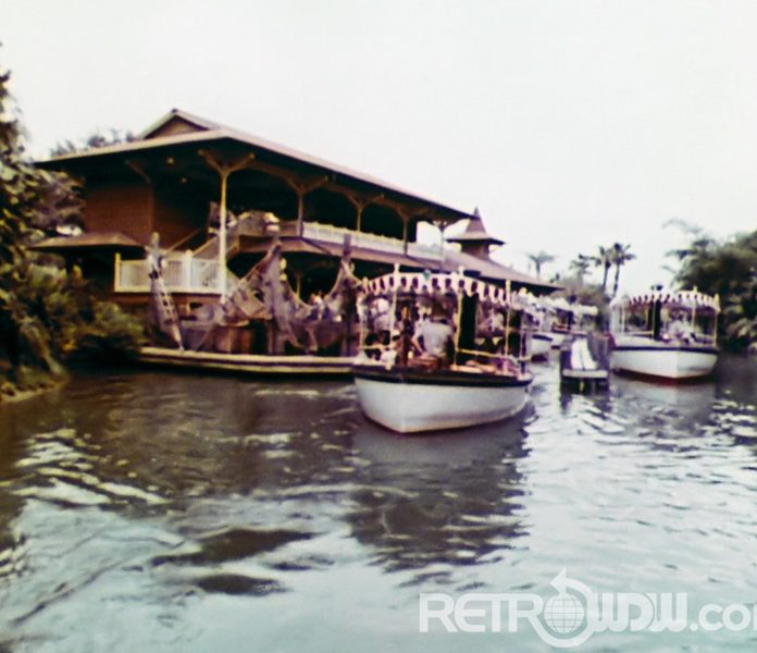 Jungle Cruise – Restored 8mm Souvenir Film