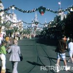November 1971 MK Restored Film - Down Main Street looking at Cinderella's Castle
