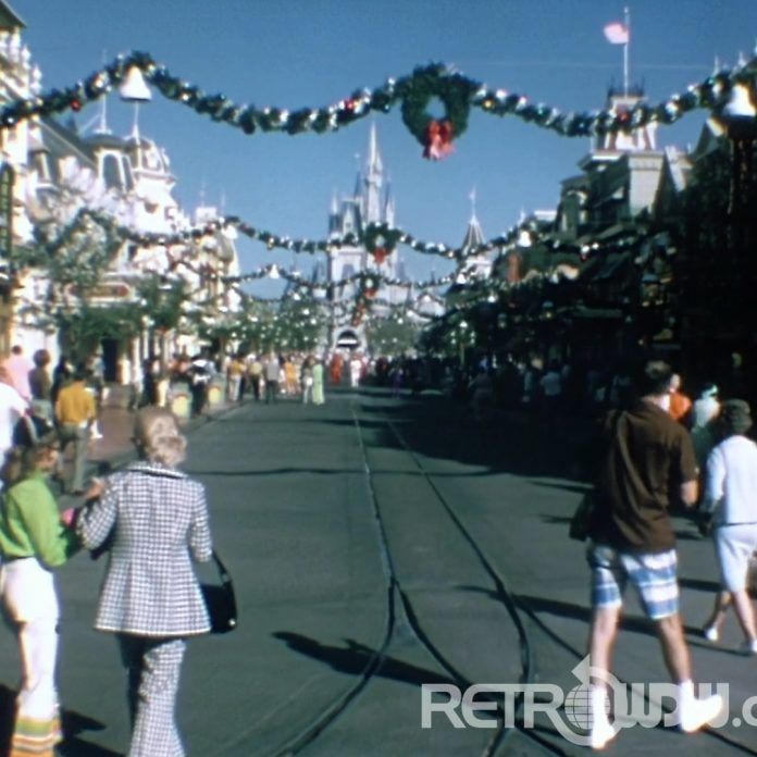 Remastered and Revisited – A pristine Magic Kingdom from Nov '71