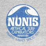 Nunis Artificial Surf Generators T-Shirt