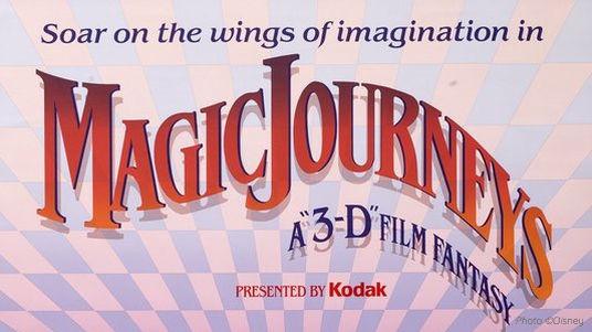 Podcast Episode 68: Magic Journeys