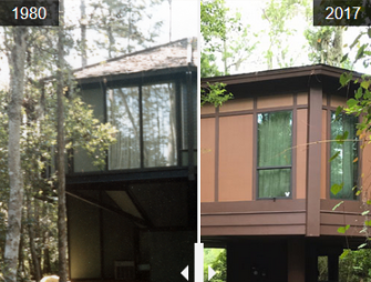 Walt Disney World Treehouse Villa #433 – 37 years later