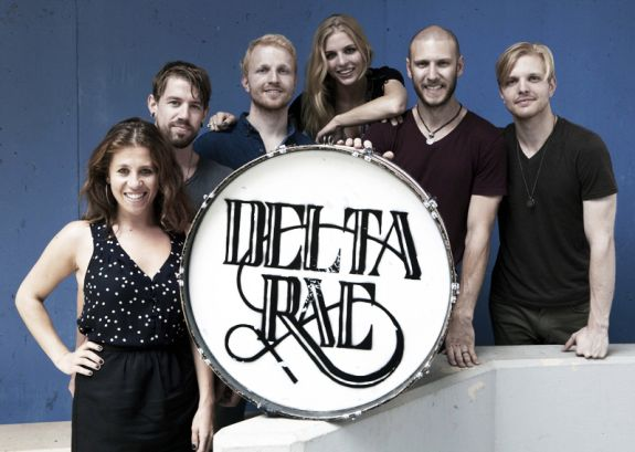 Podcast Episode 32.5 – Mike McKee of Delta Rae talks Retro Disney with us