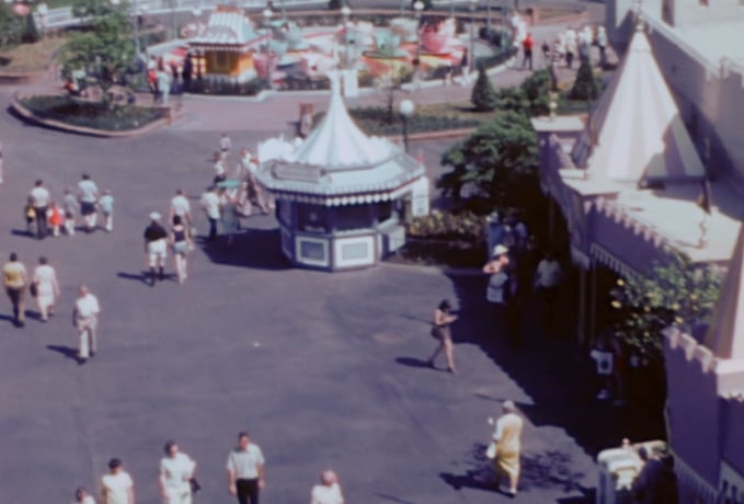 1974 at the Magic Kingdom – Home Movie