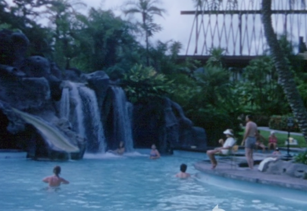 Early days of the Polynesian & Contemporary Resorts – Home Movie