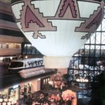 Contemporary Resort Balloon 1992