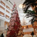 Grand Floridian's Poinsettia Tree