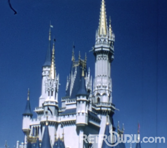 Springtime at the Magic Kingdom – April 1974 – Home Movie