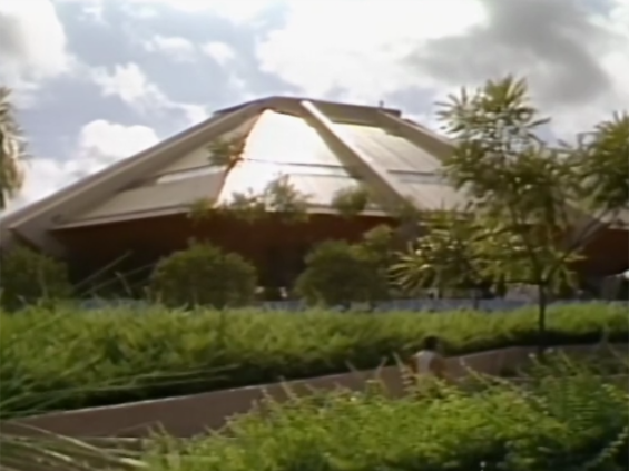 Rare 1980s Publicity Video – Walt Disney World