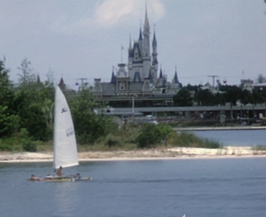 Traveling to the Magic Kingdom – 1974 – Home Movie