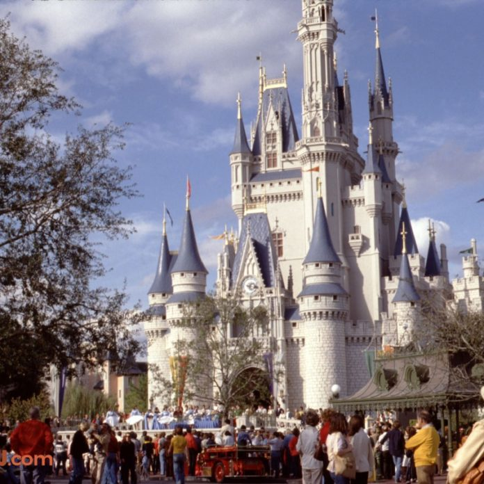 Over 130 unique Magic Kingdom Slides from 1979