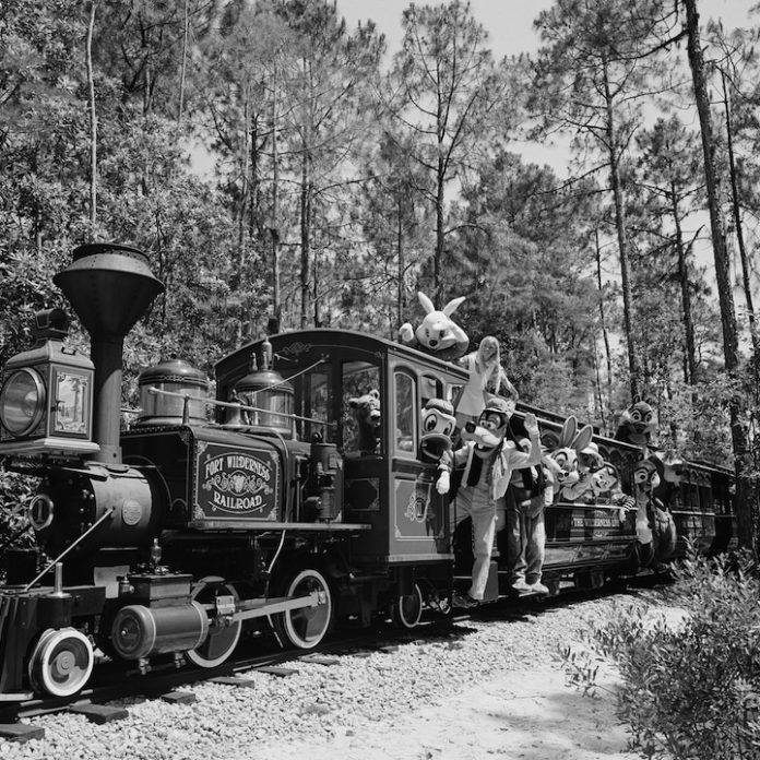 Podcast Episode 41: Fort Wilderness Railroad